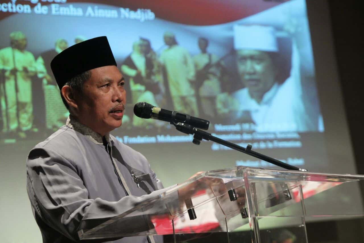 Perjuangan Cak Fuad Menjaga Bahasa Al-Qur`an di Kancah Dunia