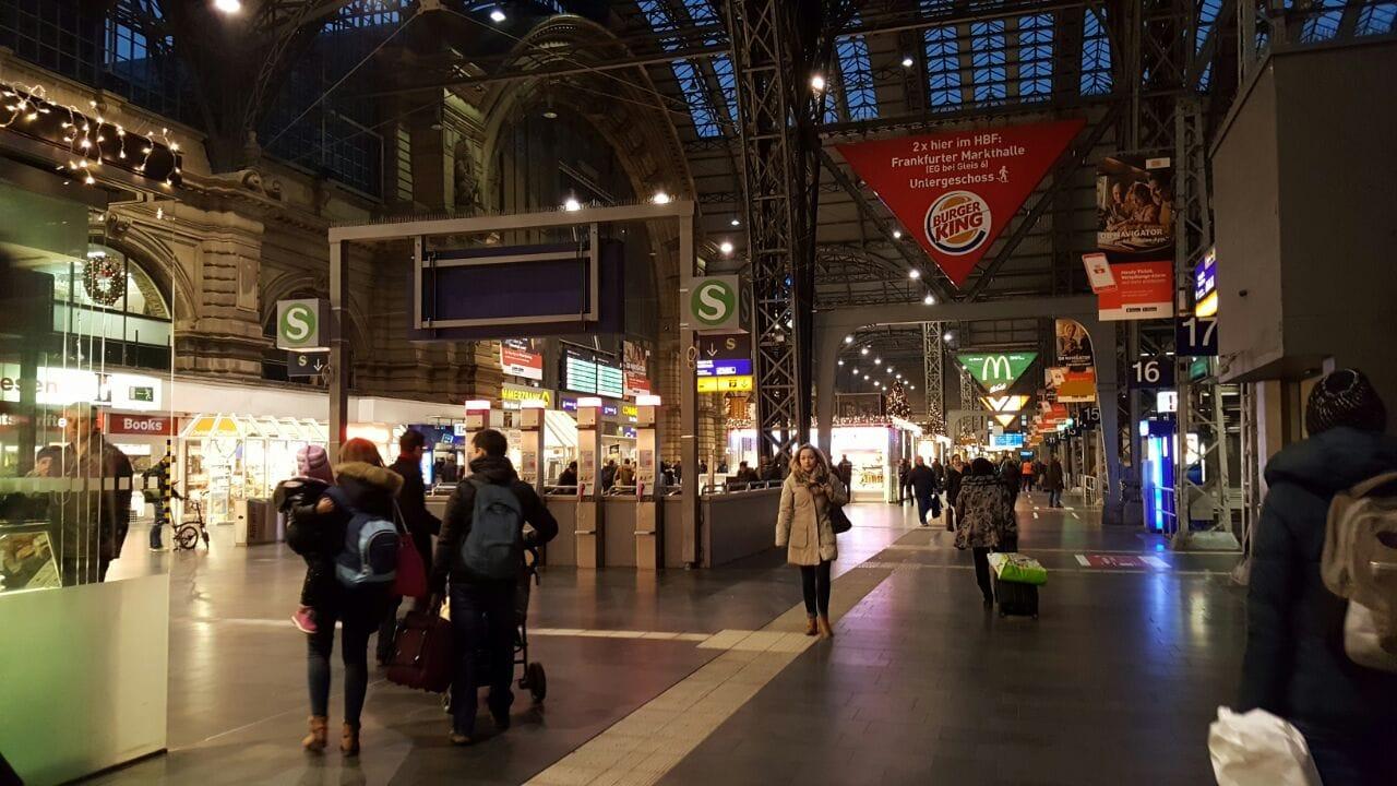 Perjalanan Puisi ke Brussel