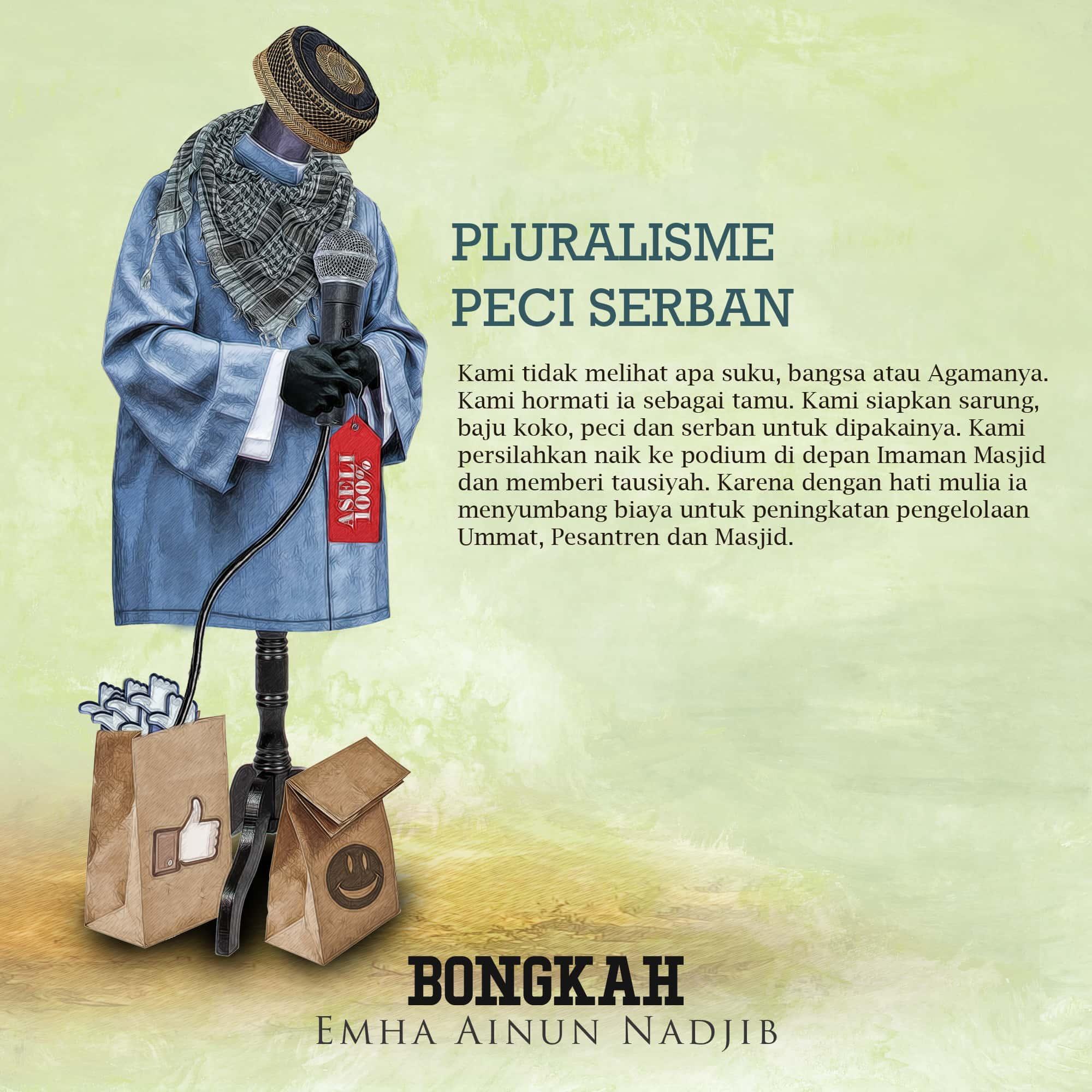 Pluralisme Peci Serban