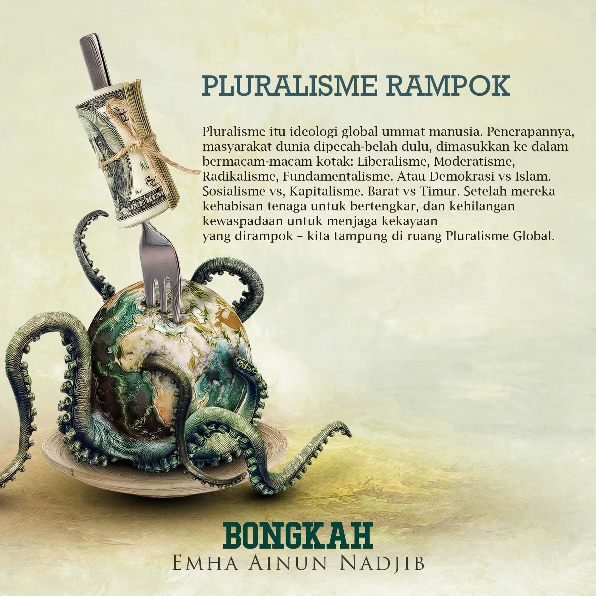 Pluralisme Rampok