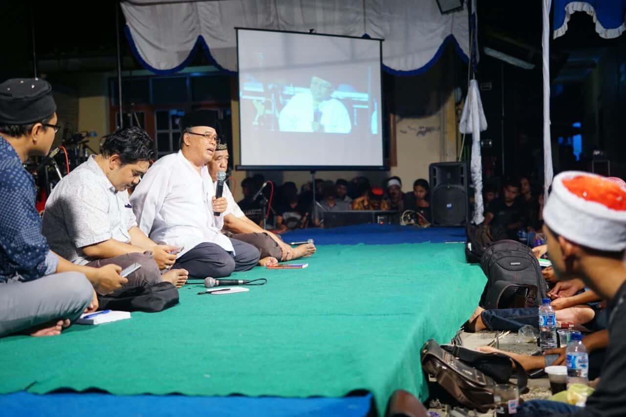 Sambutan Hangat Buat Ketua LSBO Muhammadiyah Pak Sukriyanto AR