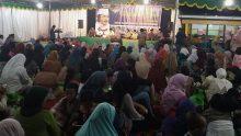 Menghadiri Hajatan Walimatul Aqiqah di Badran
