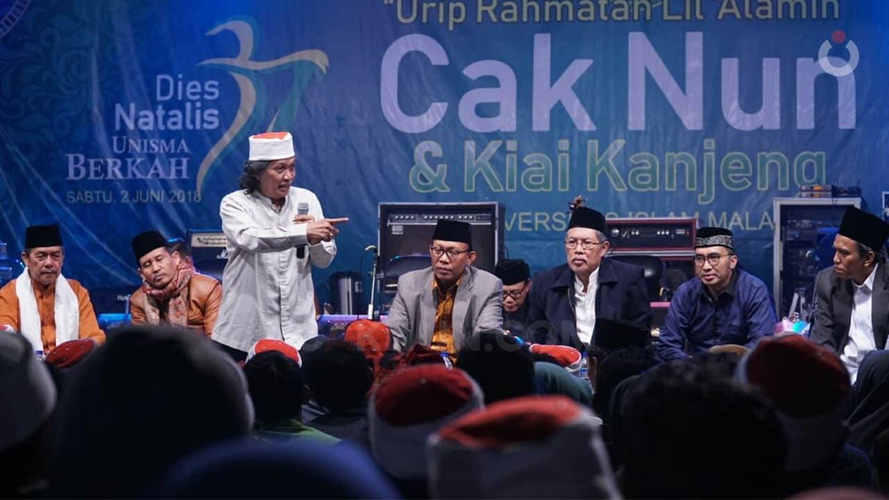 Al-Qur`an, Pengajian Maiyah, dan Masyarakat (1)