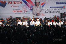 """Catatan dari Sinau Bareng Cak Nun KiaiKanjeng """"Gondelan Klambine Kanjeng Nabi"""", Kudus 28 April 2017"""