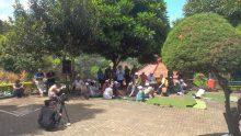 Suasana reuni Abu Sittin kemarin di Selekta Batu Malang, 3-4 Mei 2017. Mbah Nun hadir sebagai salah satu anggota Abu Sittin.