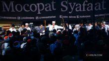Malam ini, Mocopat Syafaat edisi Juni 2017 akan berlangsung seperti biasa mulai jam 20:00.