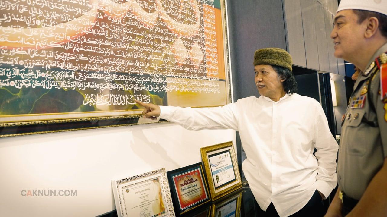 Buka Bersama Polrestabes Surabaya