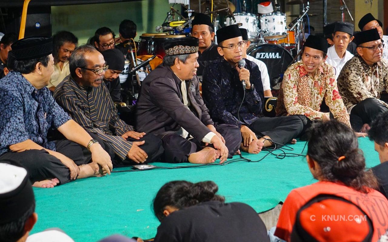 Tuan Guru Bajang, Mocopat Syafaat Juni 2017