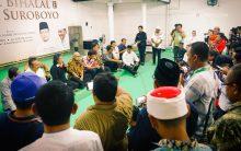 Konferensi Pers menjelang acara Halal Bihalale Arek Suroboyo (19 Juli 2017).