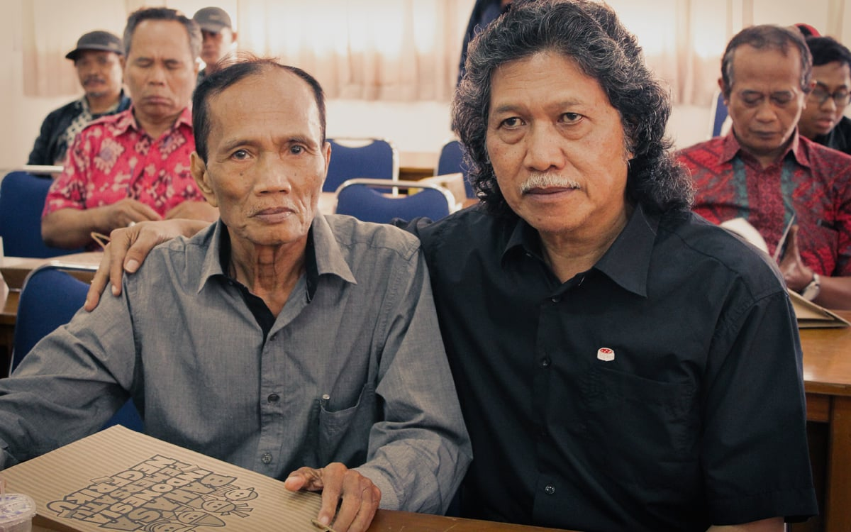 Bincang-Bincang Sastra: <br />Achmad Munif Sang Juru Kisah