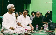Syeikh Nursamad Kamba di Gambang Syafaat Agustus 2017