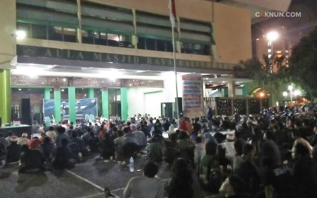 Gambang Syafaat di Masjid Baiturrahman Semarang