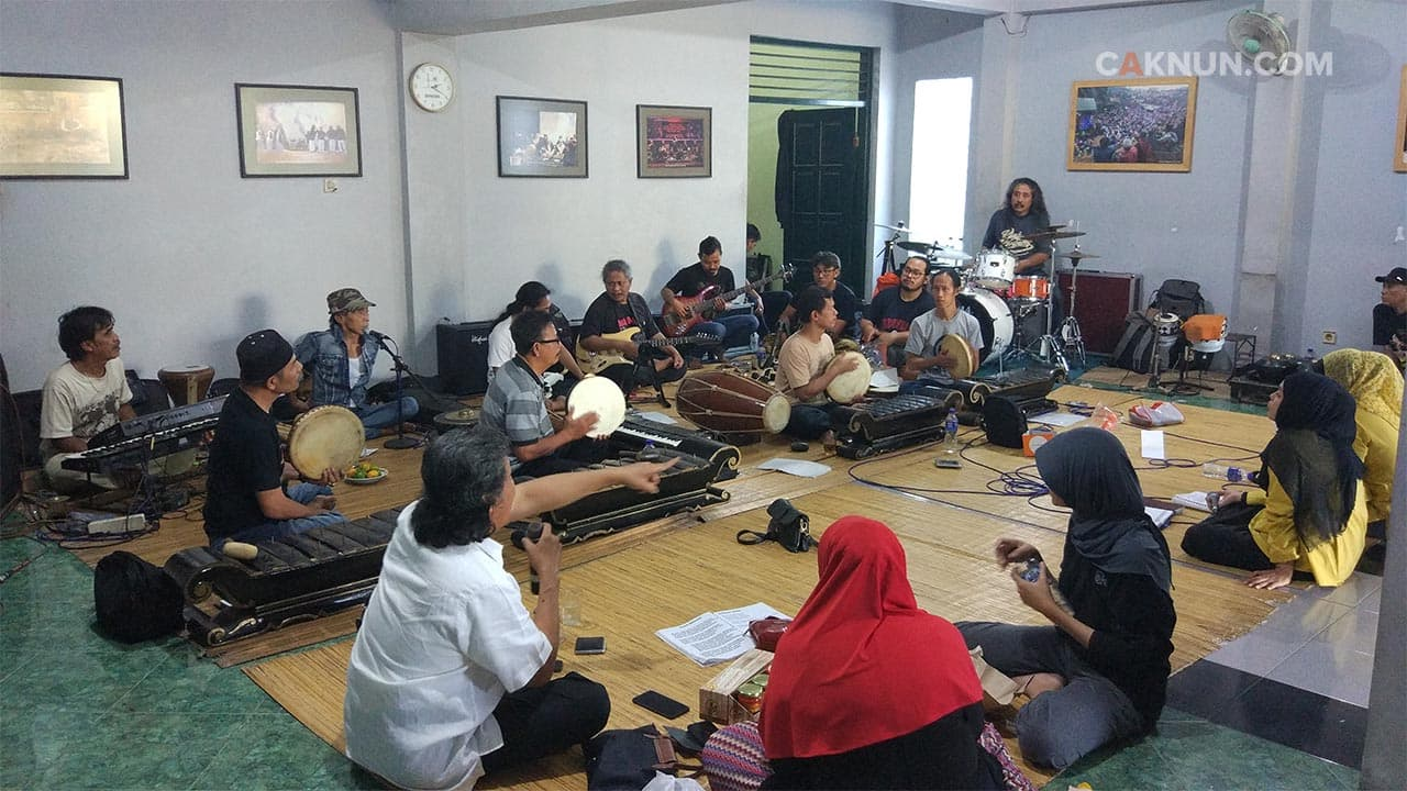 Workshop Internal KiaiKanjeng