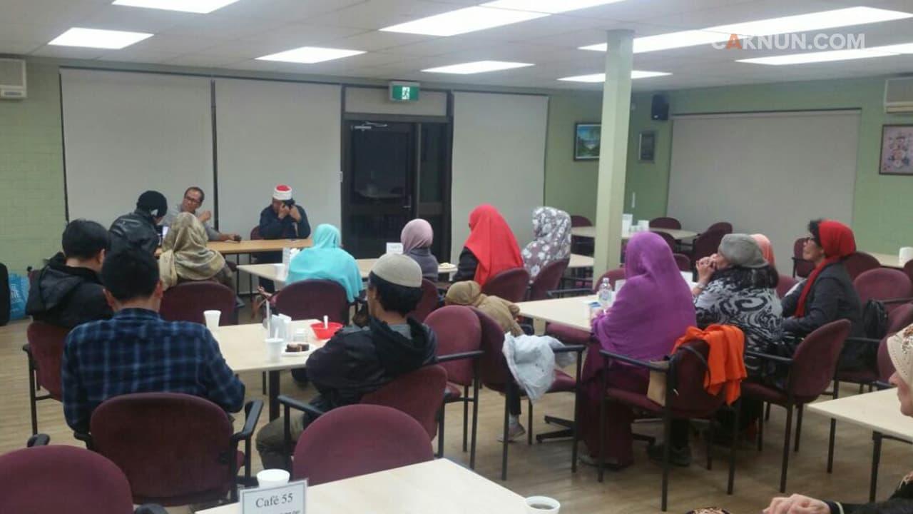 Silaturahmi Bersama Teman-teman Muslim Busselton