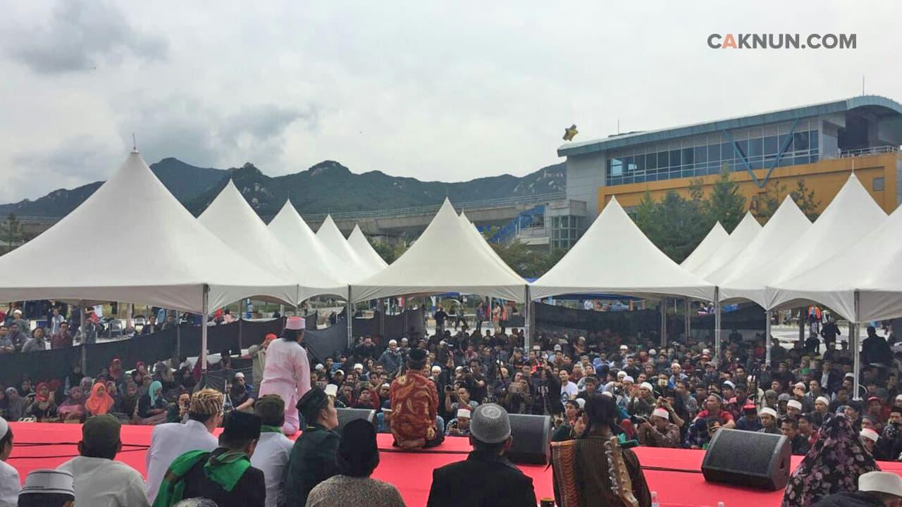 Ngaji Bareng di Uijeongbu