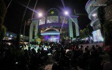 Sinau Bareng di Universitas Amikom. Foto: Adin.