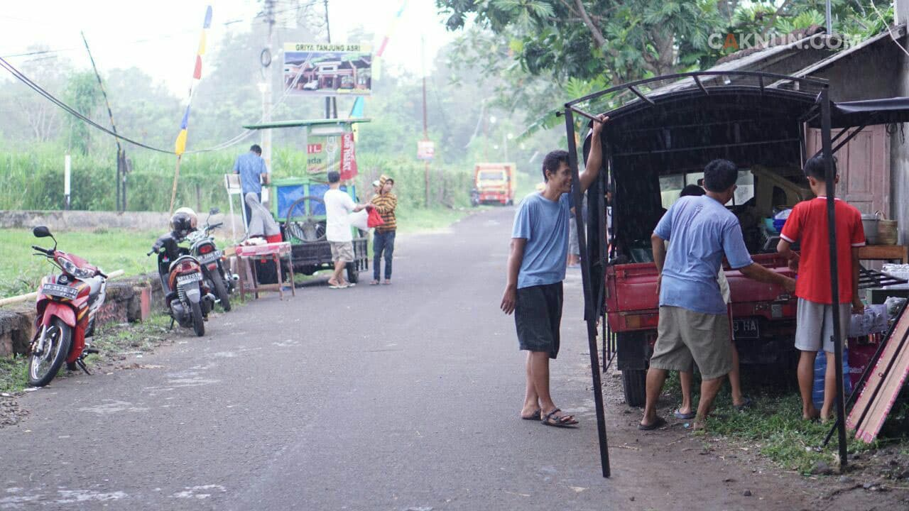 Sinau Bareng di Lapangan Tanjungtirto