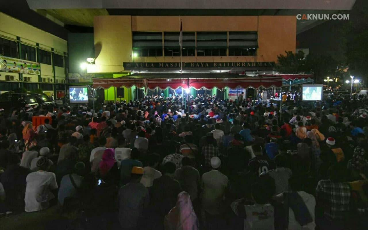 Majelis Ilmu Gambang Syafaat 25 Oktober 2017