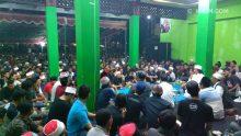 Maiyah membangun manusia Indonesia yang tangguh, berakhlak, dan berbuat baik kepada orang lain.