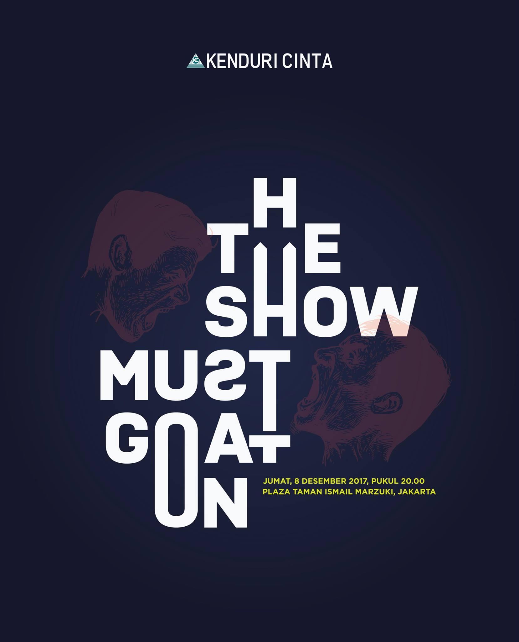 <em>The Show Must Goat-On</em>
