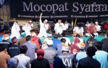 Jamaah Mocopat Syafaat belajar Wirid Maiyah bersama KiaiKanjeng. (17/11)
