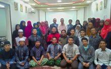 Cak Fuad diundang Ikatan Alumni Pondok Modern (IKPM) Gontor di Kairo, yang dihadiri Atase Pendidikan dan Kebudayaan RI, Dr. Usman Syihab (20/11)