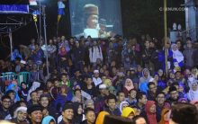 Sinau Bareng saling menyambung hati sesama warga Dusun Candirejo untuk hidup ber-mowo coro(20/11).