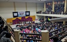 Ngaji Bareng Cak Nun, Syekh Kamba, dan Haidar Bagir di UIN Sunan Gunung Djati Bandung (24/11).