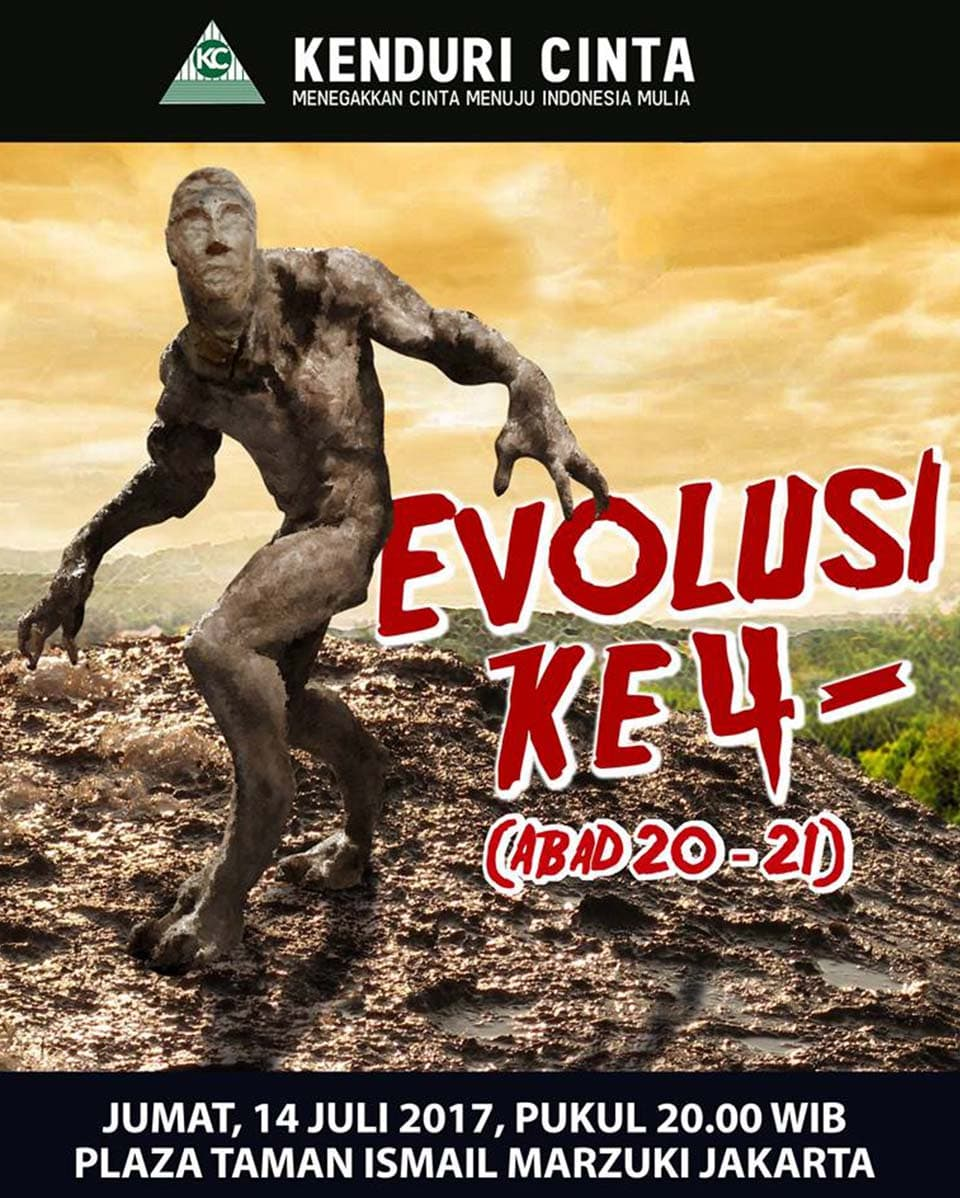 Evolusi ke 4- (Abad 20-21)