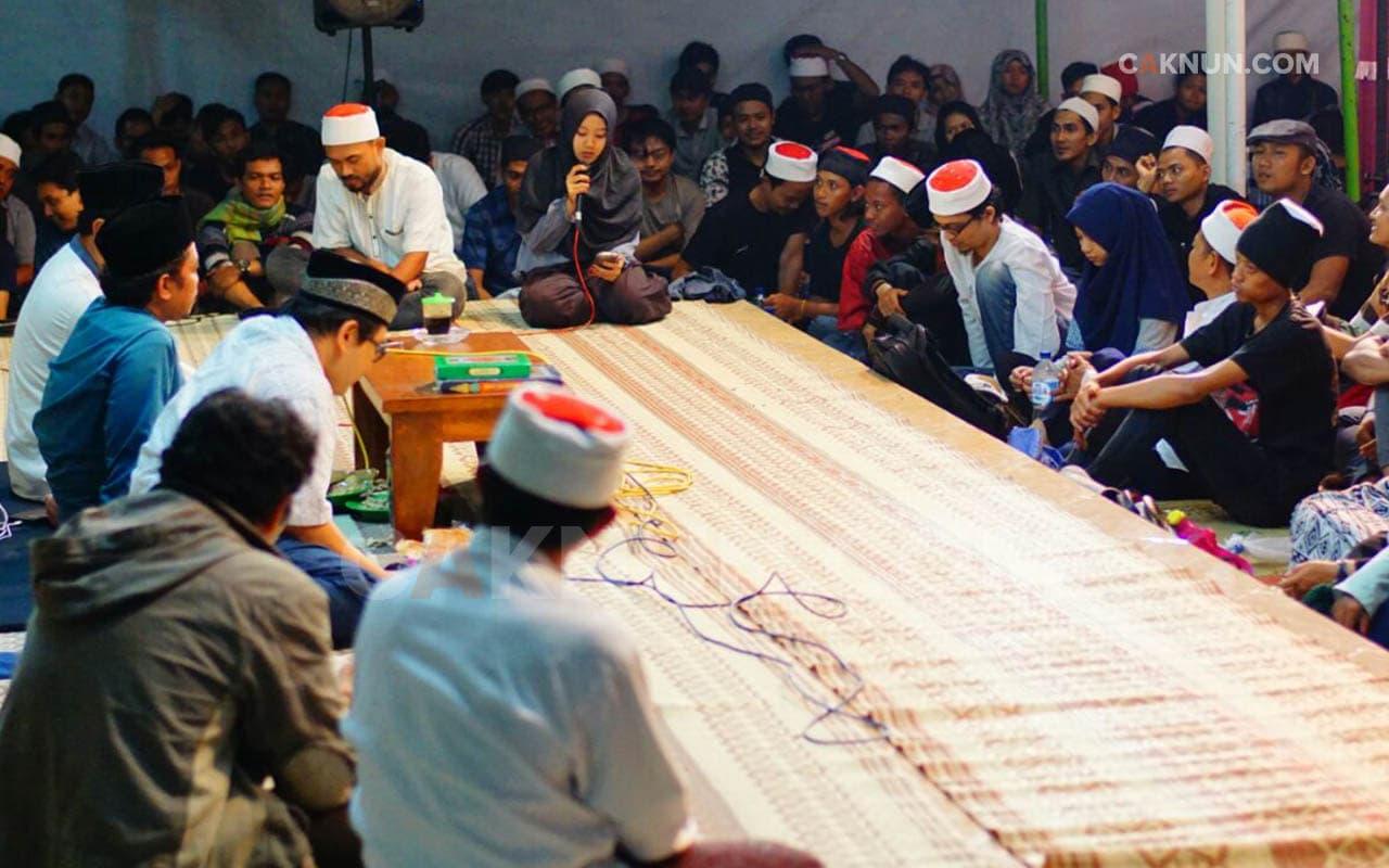 Padhangmbulan Mengasyiki Qur`an