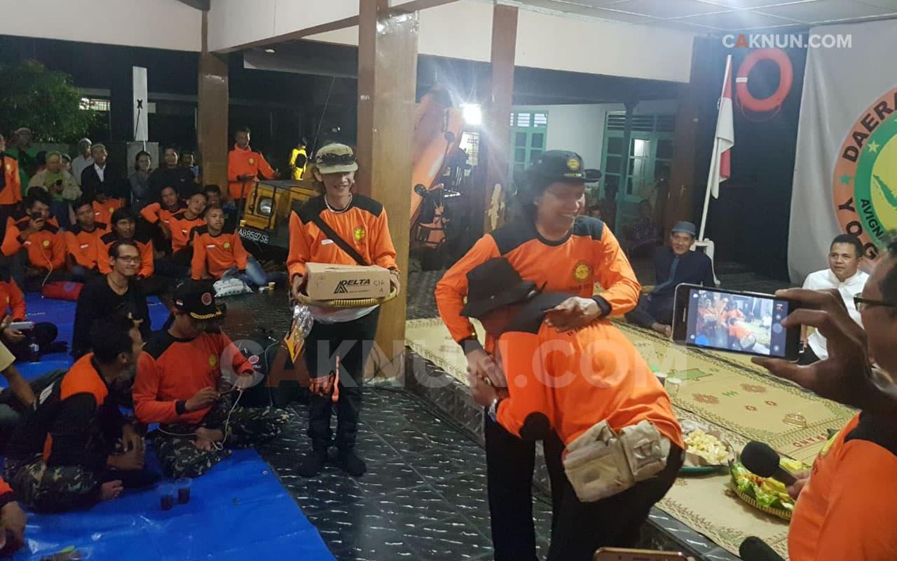 Gigih, Gagah, dan Berani </br>Disaster Response Unit SAR DIY