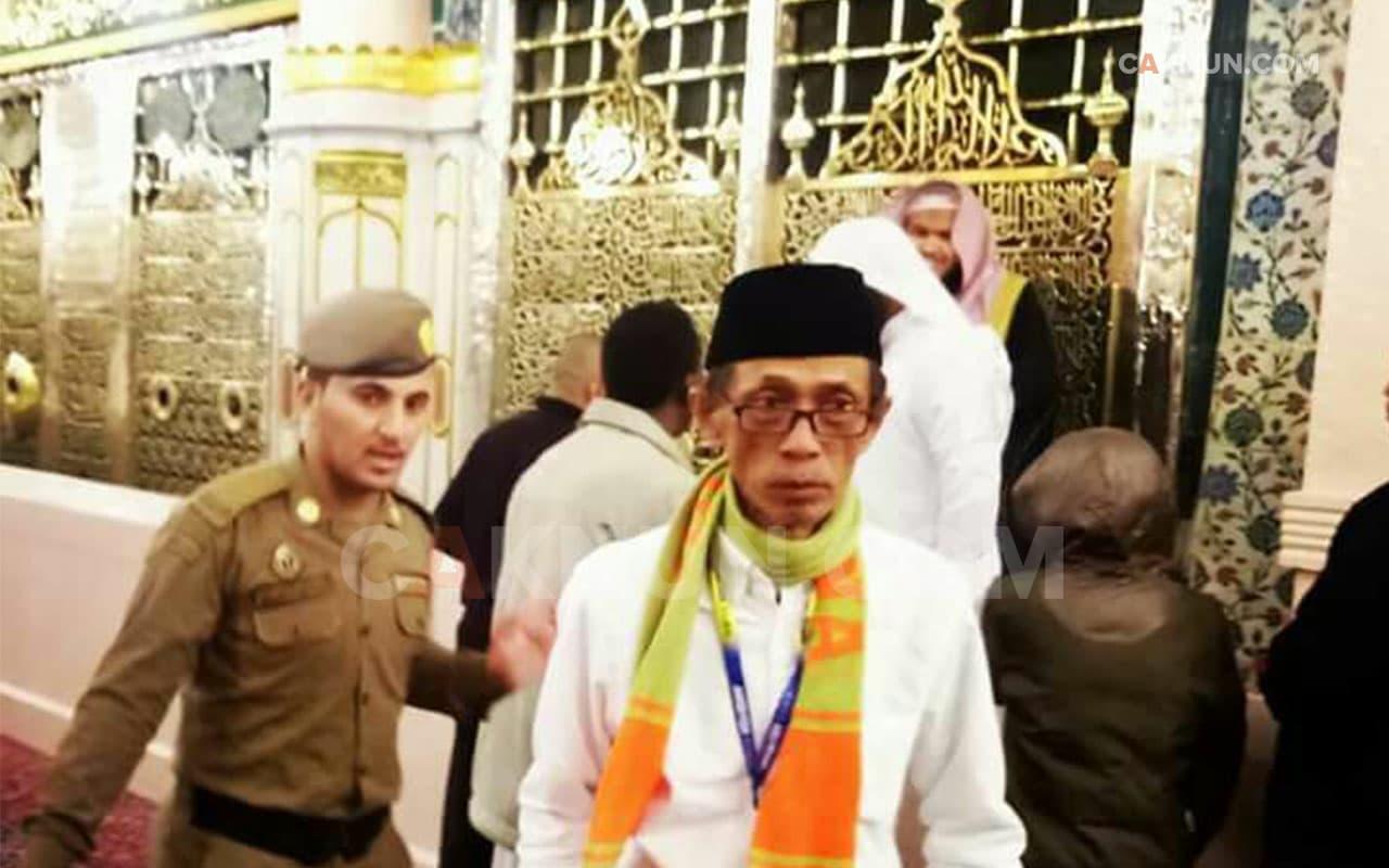 Disambut Jamaah Maiyah, Nikmatnya Umroh Tanto Mendut