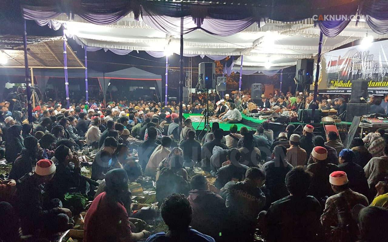 Maiyah Suluk Surakartan: Ndedher Kautaman