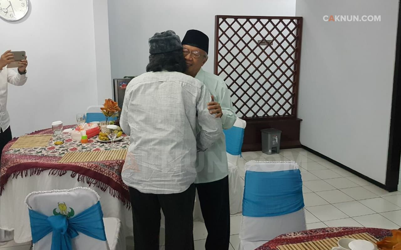 Ramah Tamah Gus Sholah dan Mbah Nun