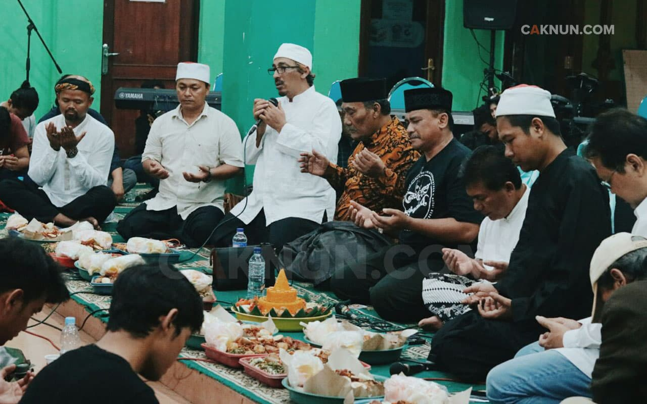 18 Tahun Majelis Maiyah Gambang Syafaat Bergembira