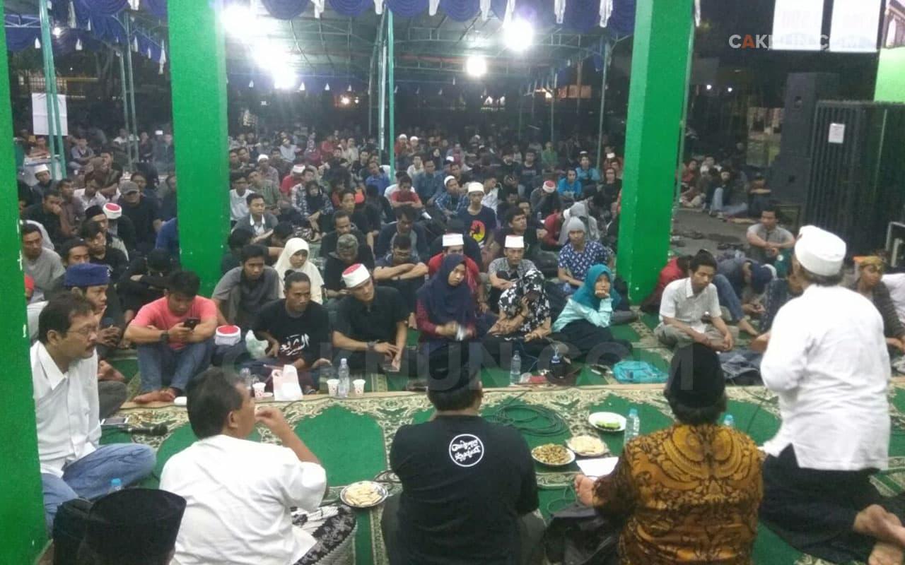 Belajar Istiqomah Bersedekah di Gambang Syafaat