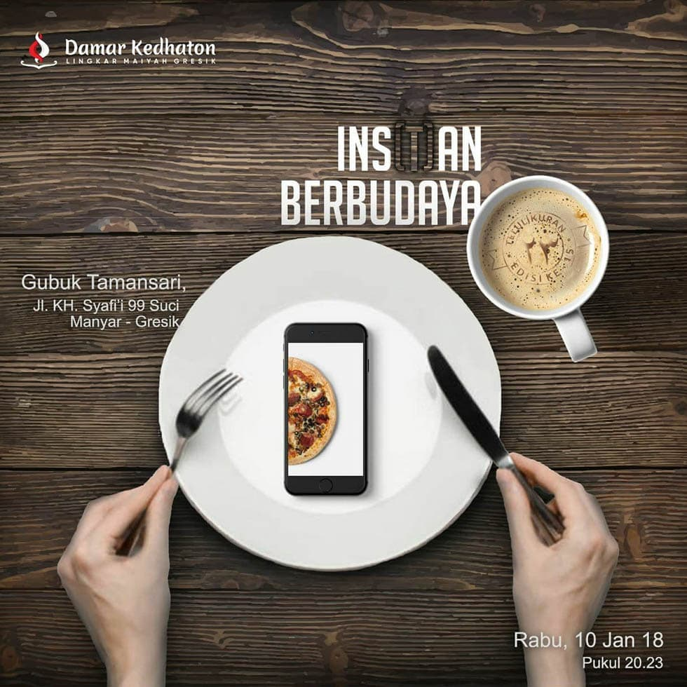 Ins(t)an Berbudaya