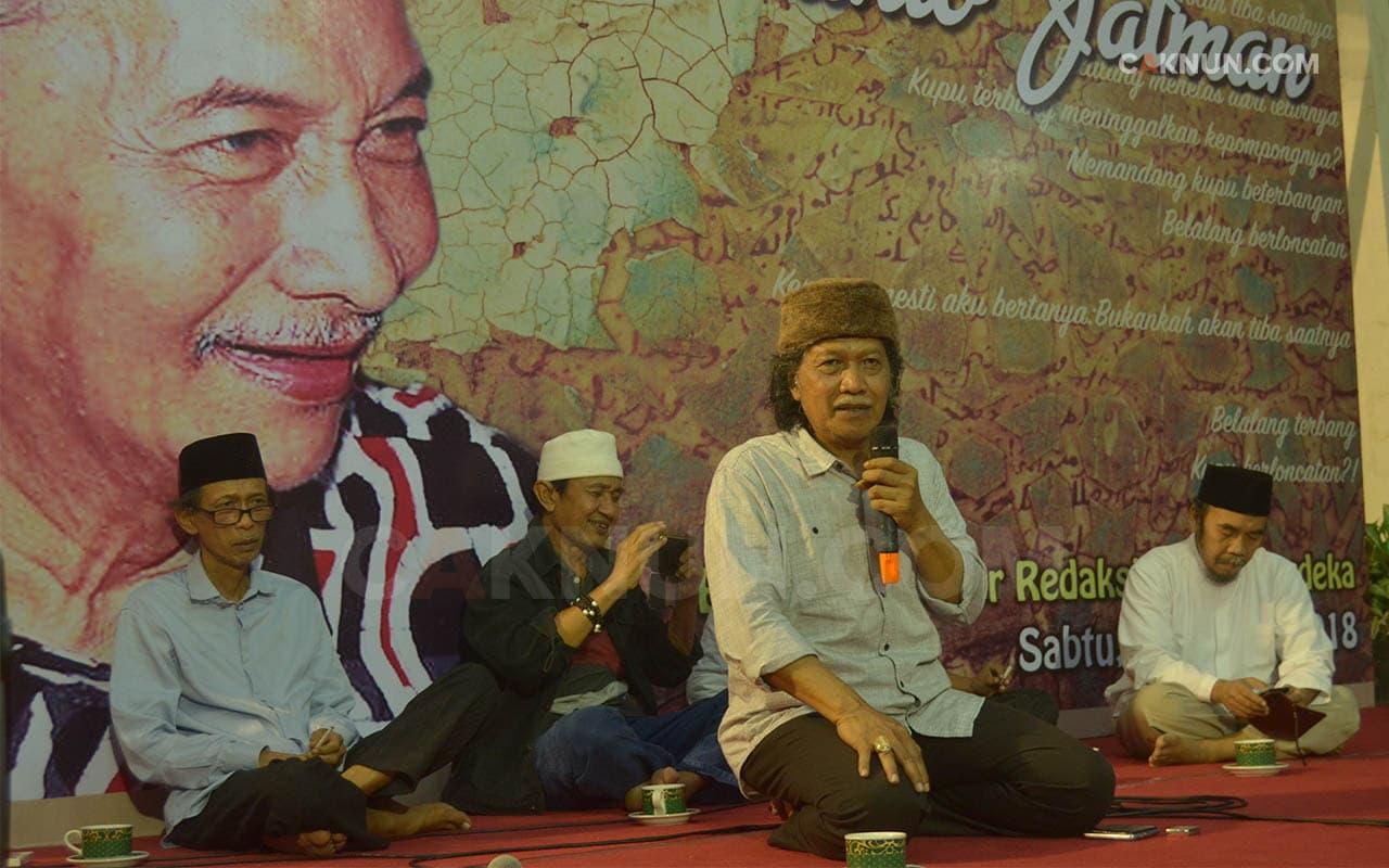 Mempelajari Darmanto Jatman, Jimatnya Semarang