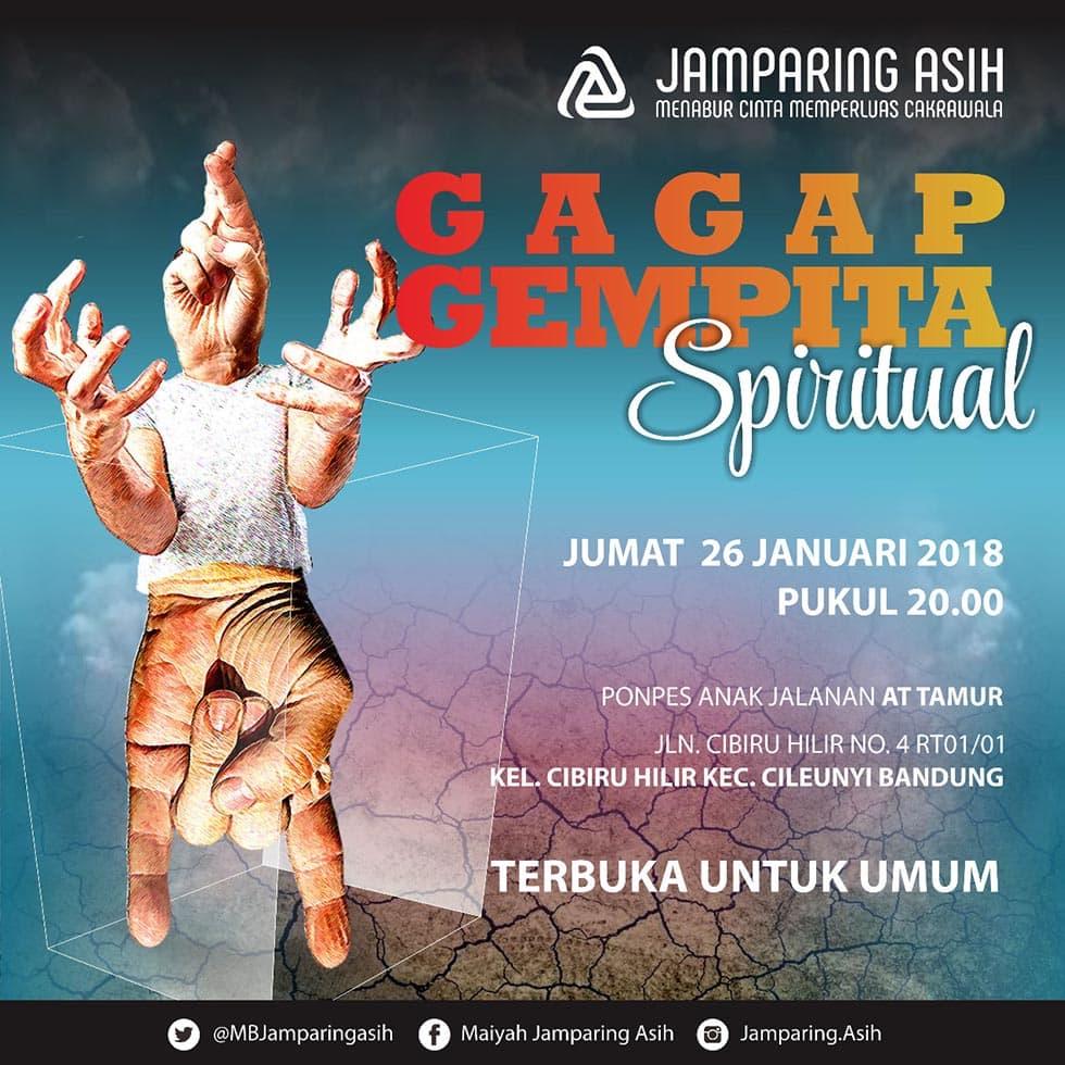 Gagap Gempita Spiritual