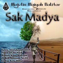 Sak Madya