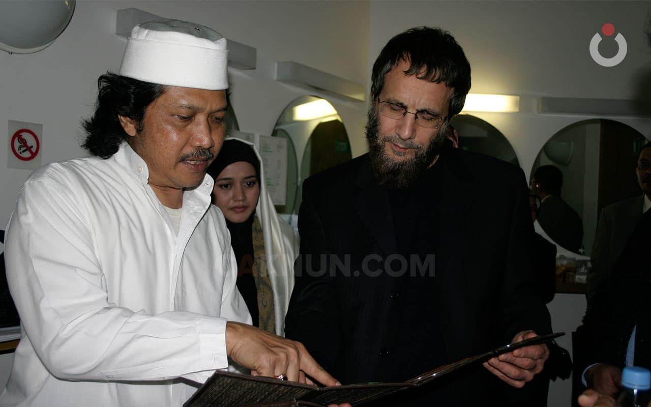 Cak Nun dan Yusuf Islam