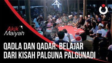 Cak Nun: Qadla dan Qadar, Belajar dari Kisah Palguna Palgunadi