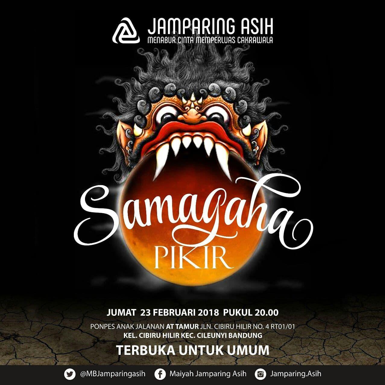 <em>Samagaha</em> Pikir