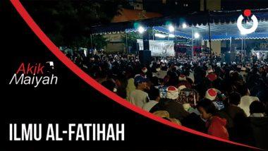 Cak Nun:  Ilmu Al-Fatihah