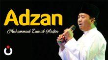 Adzan, Muhammad Zainul Arifin