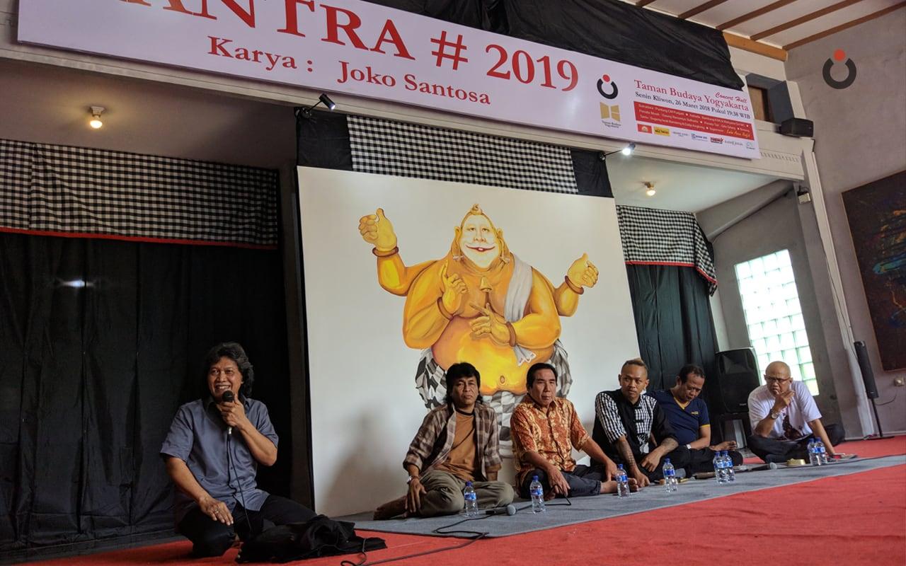 Konferensi Pers Mantra #2019