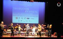 Mozaik Budaya Nusantara di Podium Mozaïek