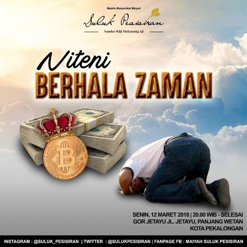 <em>Niteni</em> Berhala Zaman