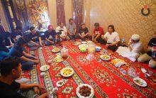 Sejenak Manaraturrahmah di Rumah Haji Halim