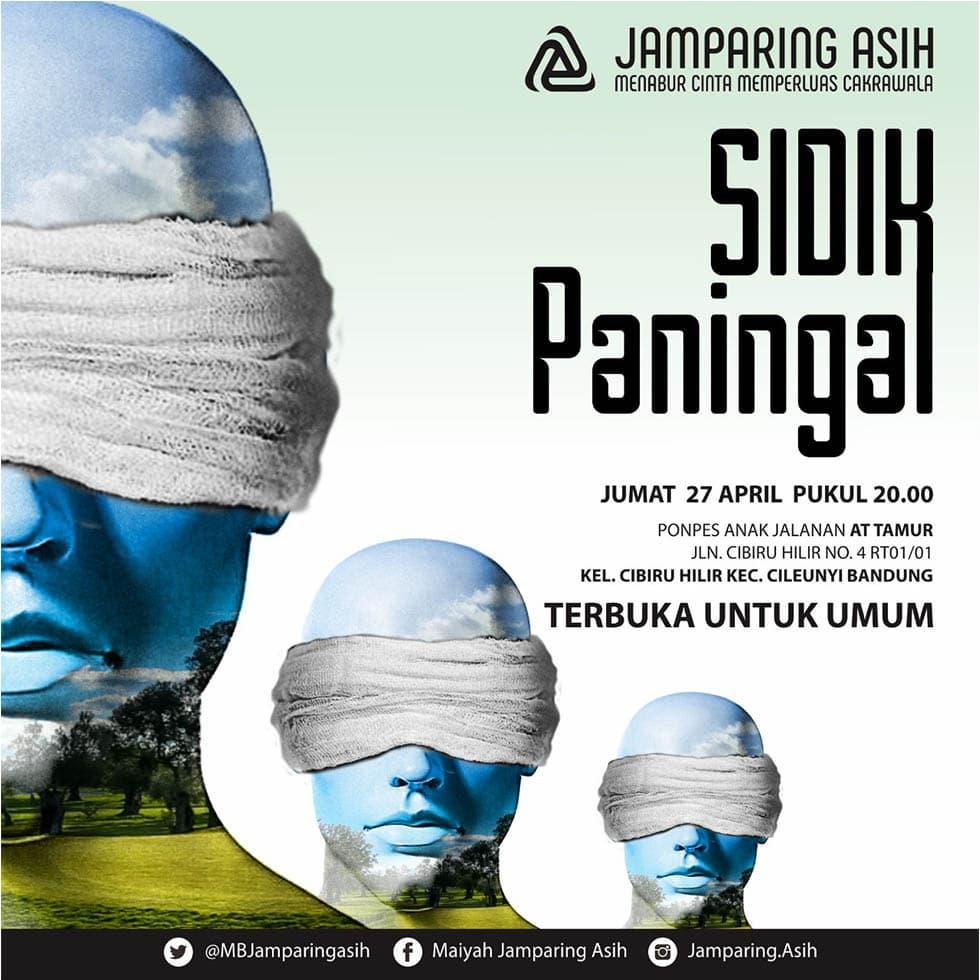 Sidik Paningal • CakNun.com